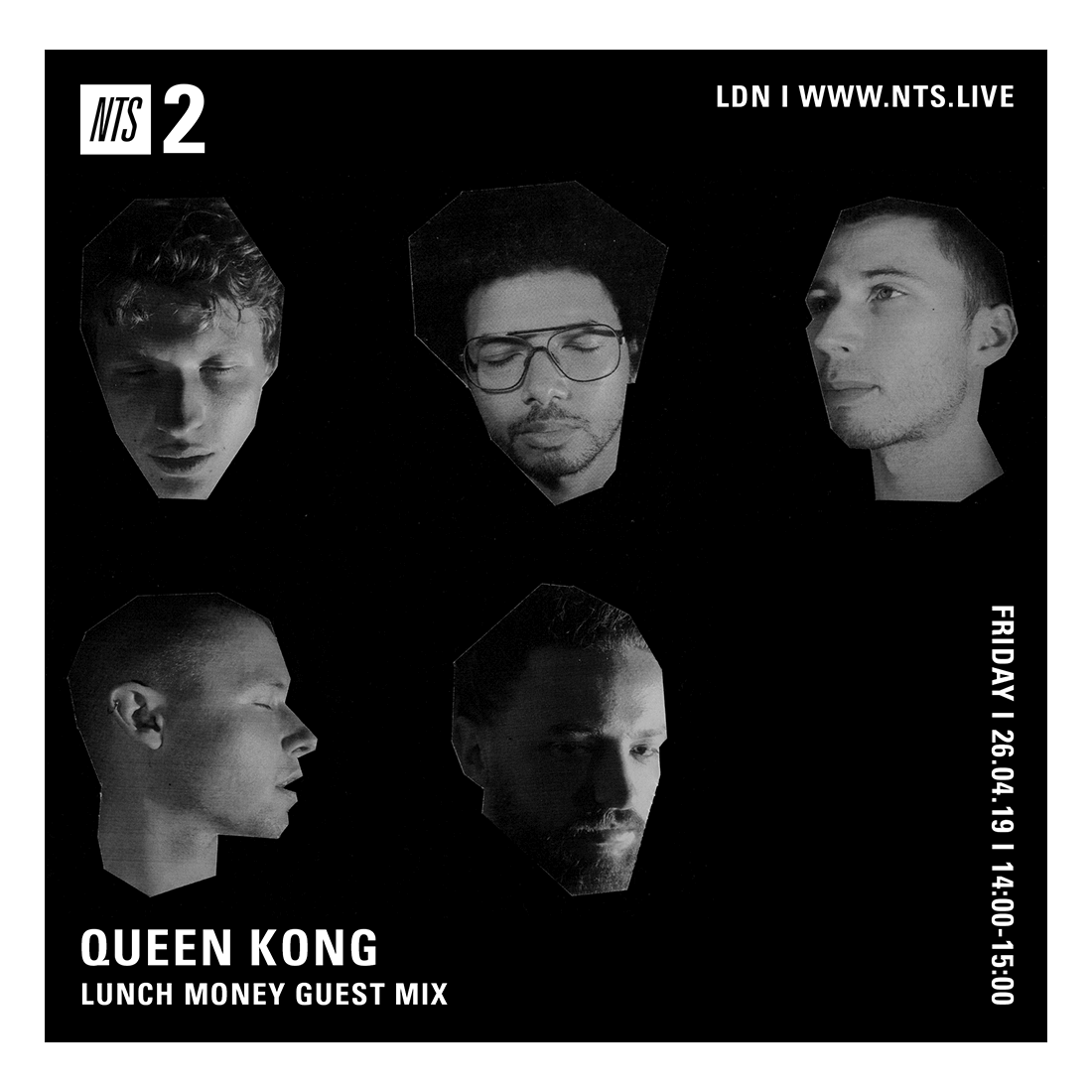 Lunch Money Life on NTS Live